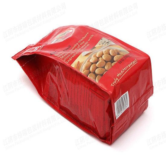 零食薄煎饼自立袋