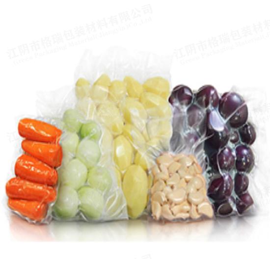 工厂直供优质的蔬菜包装真空袋