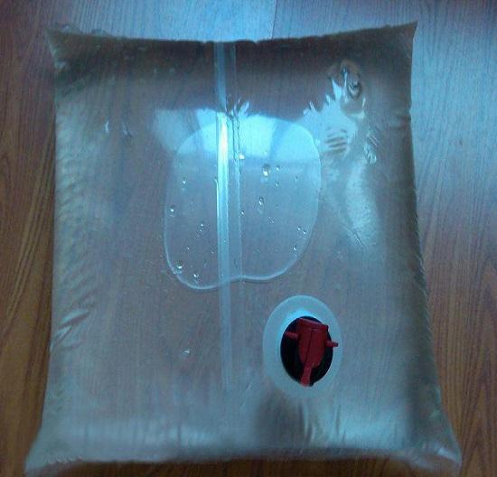 七层液体包装袋,中,高阻隔水袋膜