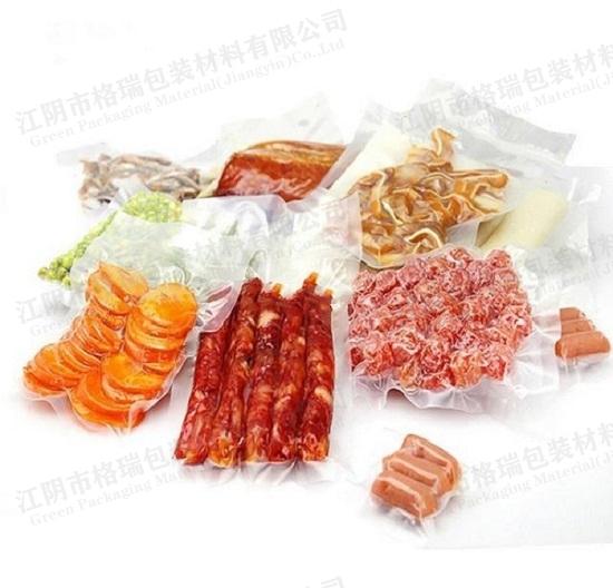 食品级定制透明真空袋