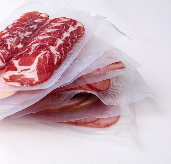 七层肉制品真空袋
